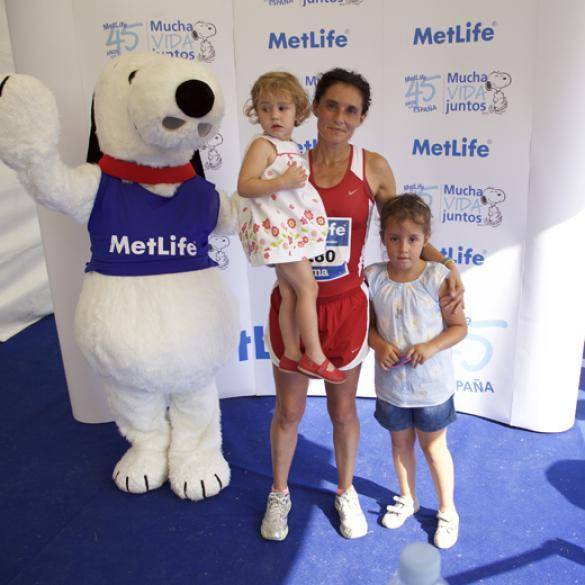 MetLife Fotos Photocall